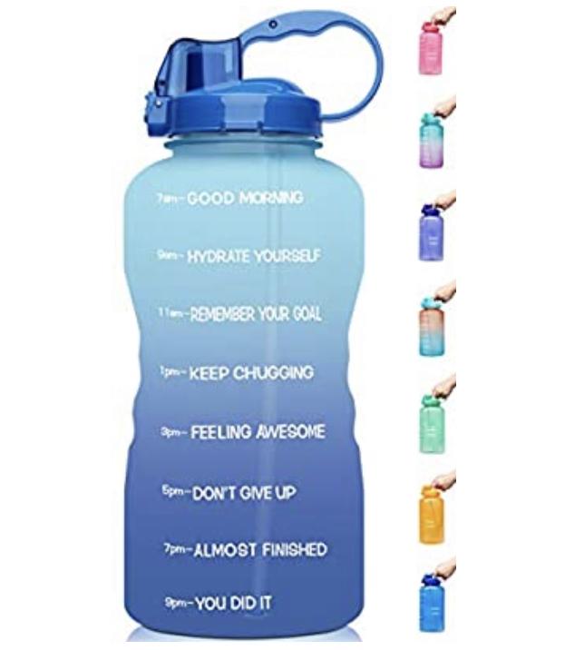 Venture Pal Large 1 Gallon/128 OZ Water Bottle