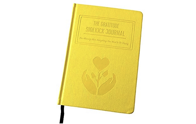 Habit Nest The Gratitude Sidekick Journal: A Habit-Building Gratitude Journal & Mindfulness Journal