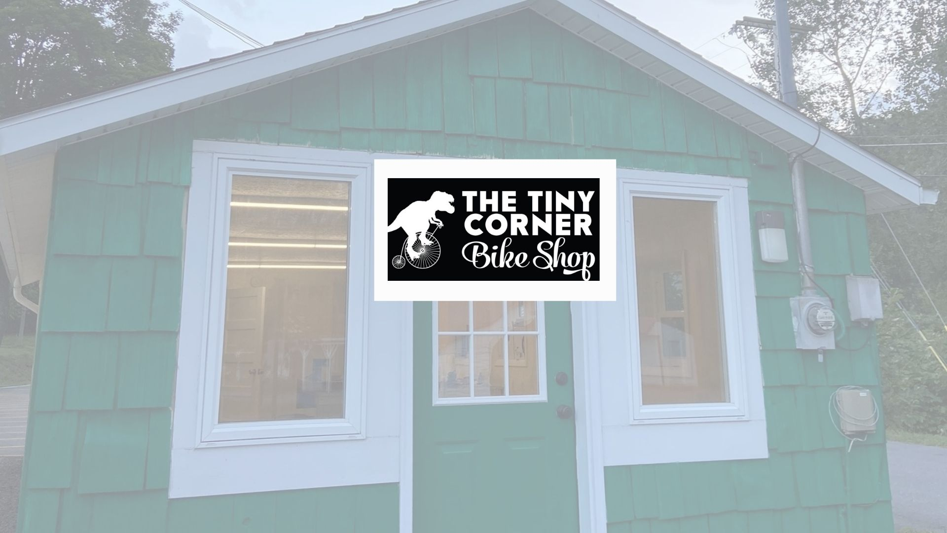 The Tiny Corner Bike Shop – +3 Prize Points