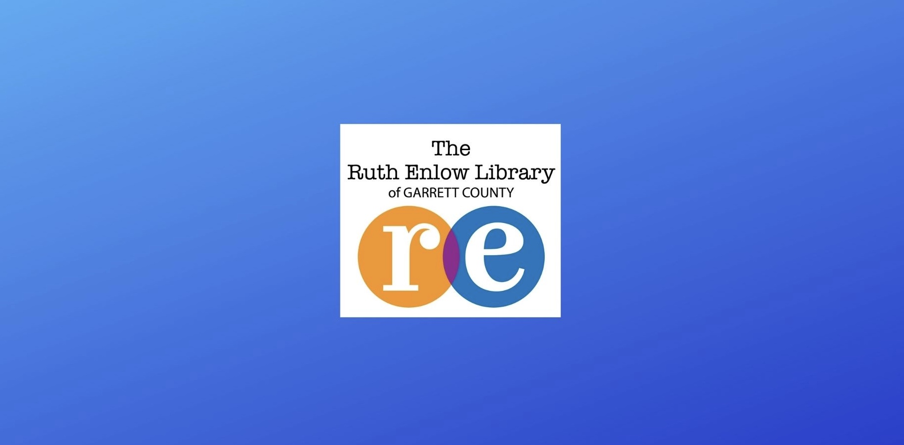 Ruth Enlow Library of Garrett County – +3 Prize Points
