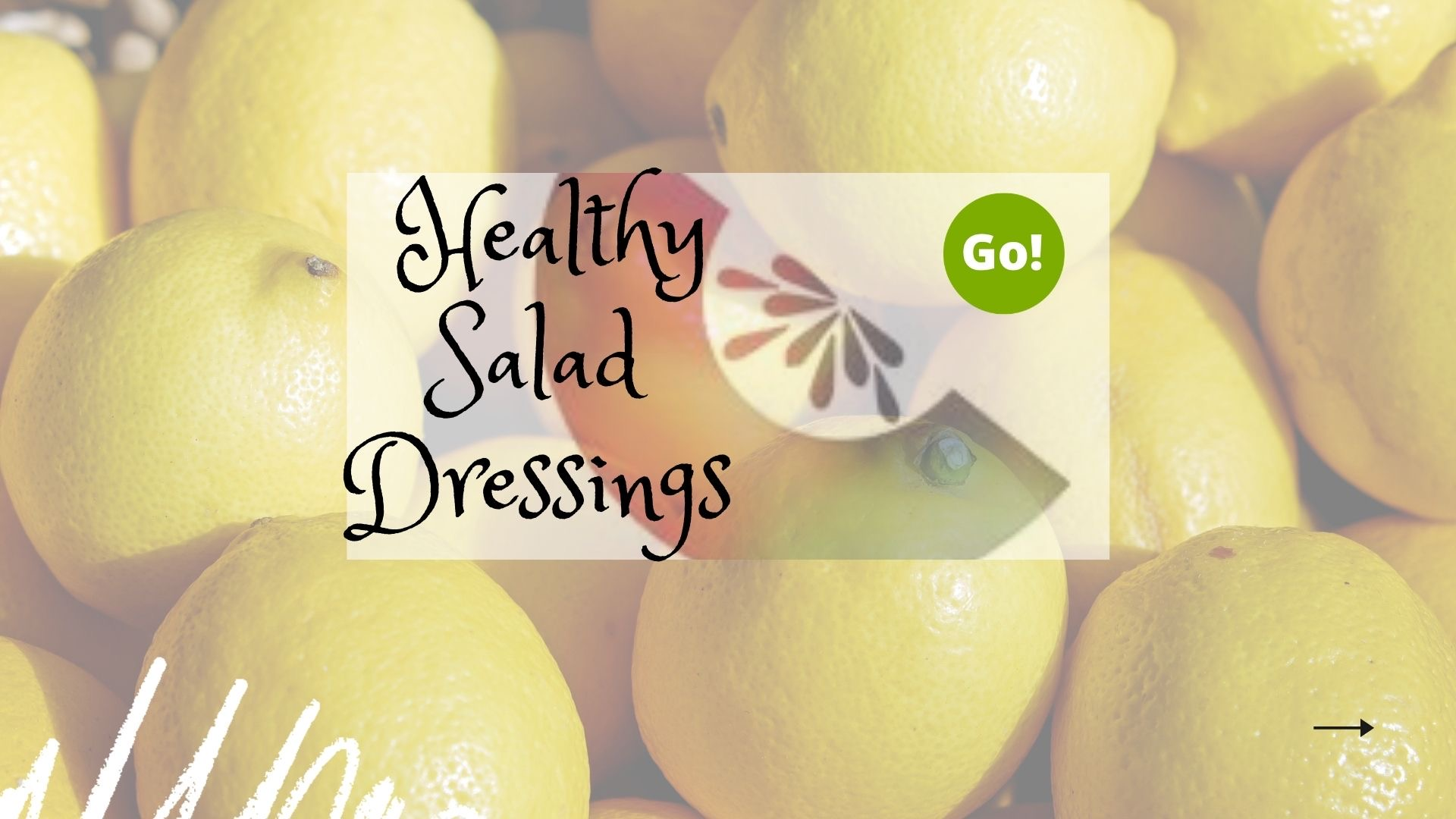Make Your Own Salad Dressing With Haley! – +3 Prize Points!