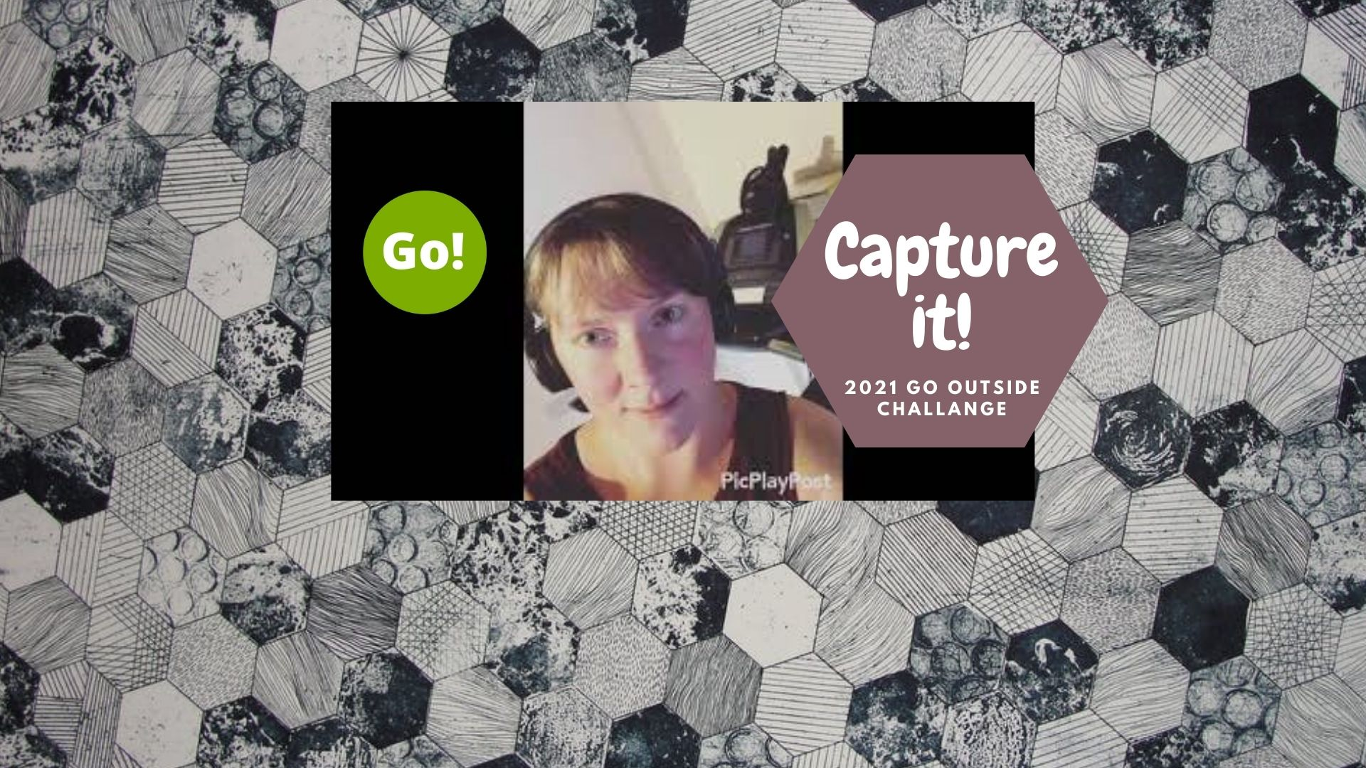 2021 Go Outside Challenge with Keela – + 3 Prize Points