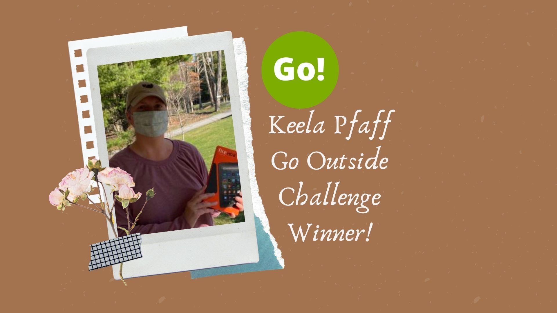 Prize Winner, Keela Pfaff – +3 Prize Points