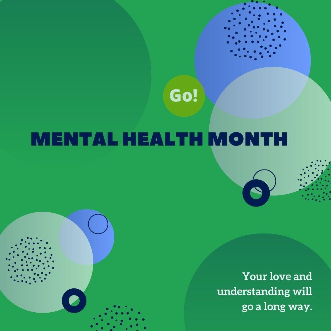 Mental Health Awareness Month #MentalHealthMay2021 – Garrett County Public Schools – +3 Prize Points