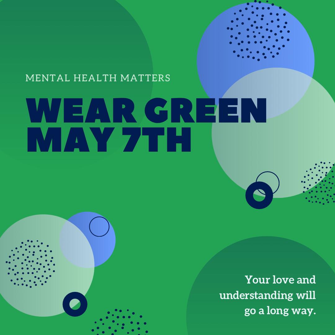 Mental Health Campaign Graphic