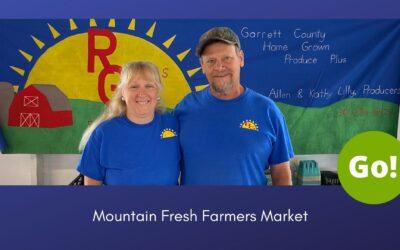 Farmers' Market Week – Day 2 – Mountain Fresh Farmers Market – +3 Prize Points