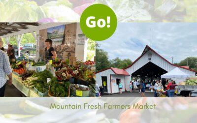 Farmers' Market Week – Day 1 – Mountain Fresh Farmers Market – +3 Prize Points