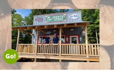 New Local Business Promotes Building Community – +3 Prize Points