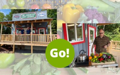 Front Porch Goodness w/ Fresh Ingredients! +3 Prize Points
