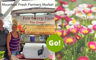 Farmers' Market Week – Day 5 – Mountain Fresh Farmers Market – +3 Prize Points