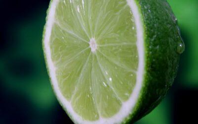 Agua Fresca con Pepino y Lima (o limón) Shared By Thomas George