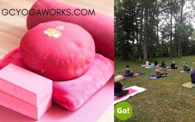 Gentle Yoga: Tina's Invitation – +3 Prize Points