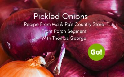 Pickled Onions Recipe  – +3 Prize Points