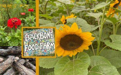 Backbone Food Farm – +3 Prize Points