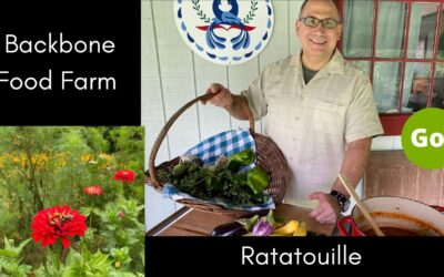 Farm to Table Ratatouille: Fresh, Flavorful, and Phyto-nutritious from the Backbone Food Farm! – +3 Prize Points