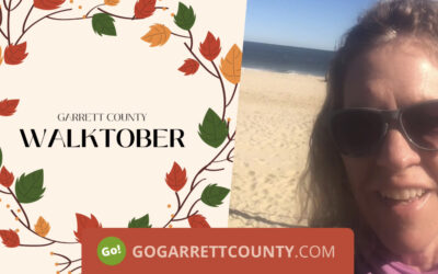 Walktober Day 5 – Quick Tips w/ Amy (From the Beach!)