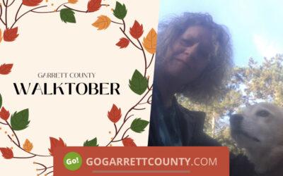 Go! Garrett County Celebrates Walktober! – Earn DOUBLE Rewards This October!